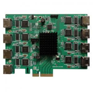 Quality 8-Channel HDMI Encoder, H.264 encoding Live Broadcast Device, 1280*720P@50/60Hz, 1U rack for sale