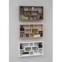 China Decorative Floating Retail Store Wall Shelving Unit on sale
