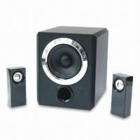 Quality USB 2.1 Speakers with Virtual Surround Sound for sale