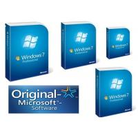 Quality Activate Online Windows 7 Professional Retail Box 32 / 64 Bit DVD 1GB Memory for sale