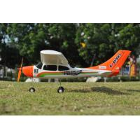 Quality Cessna Beginners Radio Controlled 4ch RC Airplanes EPO Brushless with Anti - Crash Motor for sale