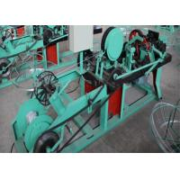 Quality Custom Twisting Barbed Wire Making Machine High Output For National Border Lines for sale