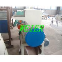 Quality Plastic Crusher Machine Plastic Auxiliary Equipment For Recycling , 3 Groups 380V 50HZ for sale