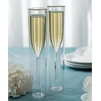 Quality heat-resistant Double Wall Champagne Cup for sale
