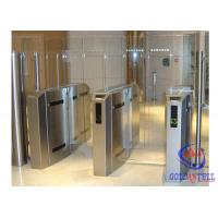 Buy cheap Fashionable Security Speed Gate High Working Speed Glass Turnstile For Public from wholesalers
