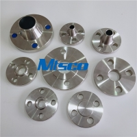 Quality 2205 Stainless Duplex Steel Weld Neck Flange Pipe Fitting Forged for sale