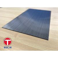 Quality Polishing Capillary Stainless Steel Seamless Pipe Bright Annealing Astm A213 for sale