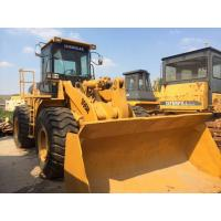 Buy cheap Iron Steel Armoured Construction Machines Used Loader Machine CAT Brand With from wholesalers