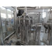 Quality Durable Flavored Water 3 In 1 Beverage Production Equipment 2200 X 2100 X 2200MM for sale