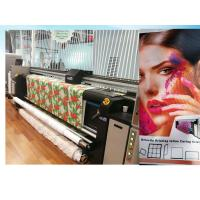 Quality 3.2m Size Polyester Printers Flag Textile Printer Digital Printing Machine Printers With High Speed for sale