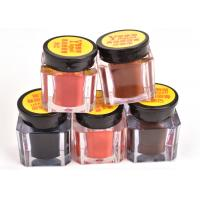 Quality Liquid Permanent Makeup Tattoo Ink 3D Eyebrow Organic Pigments For Cosmetics for sale