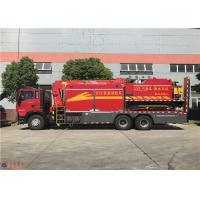 Quality Manual 12 Transmission Fire Fighting Truck Flood Drainage System Function for sale