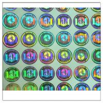 Quality Custom hologram sticker labels,Security seals 3D holographic sticker ,Original Authentic Hologram Security Sticker for sale