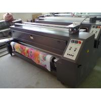 Quality SR1800 Custom Made Flags Dye Sublimation Machine Fixation Color 1800mm Working Width for sale
