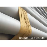 ANSI B36 10 Stainless Steel Pipe / Seamless SS Pipe ASTM A312 304