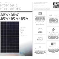 Quality Solar Panels For Solar Power System Home Use Inverter And Mounting Structure for sale