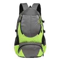 Quality Polyester Material Trail Hiking Backpack / Waterproof Sports Backpack for sale