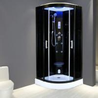 Quality Large Corner Steam Shower Units , Hydrotherapy Shower Enclosures With Jets for sale