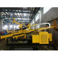 Quality Geothermal Engineering Anchor Drilling Rig Full Hydraulic 3500mm Feeding Stroke for sale
