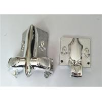Quality Corner Coffin Ornaments With PP Plastic Material , Funeral Accessories for sale