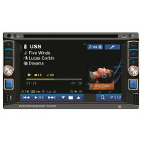 China HD Radio Bluetooth IR RDS Touch Screen Cd Dvd Player For Car 800x480 Resolution on sale