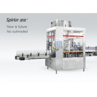 Quality Chemical Glass / Plastic Bottle Screw Capping Machine for sale