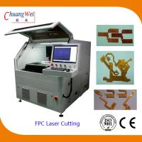 China Optional PCB Laser Separator Machine for PC Circuit Board Exported Vietnam on sale