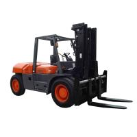 Quality Industrial Diesel Forklift Truck , 10 Ton Forklift Material Handling Equipment for sale