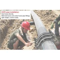 hdpe pipe dimensions