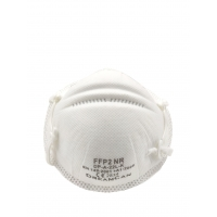 Buy cheap Cone PM2.5 CE EN149 FFP2 Non Valved Face Mask from wholesalers
