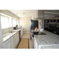 China Blanco Taupe Stone Slab Granite Countertops Cost Chinese G439 Kitchen Bathroom on sale