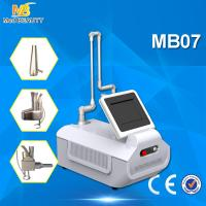 Quality rf tube fractional co2 laser equipment for beauty salon for sale