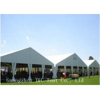 PVC Fabric Outdoor Canopy Tent UV Resistant For Large Catering Events Use