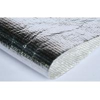 Quality Enhanced Glass Fibre Fabric Coated Aluminum , Glass Fiber Fabric for sale