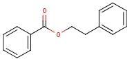 94-47-3 Benzoic acid, 2-phenylethyl ester