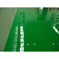 Quality Anti Static Wooden Laboratory Furniture Self Leveling Epoxy Resin Floor Paint for sale