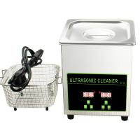 Quality Table Top Ultrasonic Cleaner Machinery For Jewelry / Machine Parts / Watch for sale