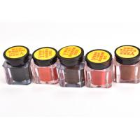 Quality Pure Plant Extracted Permanent Eyebrow Ink / Healthy Tattoo Ink for sale