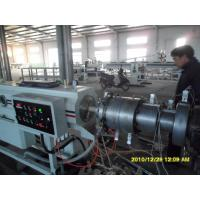 Quality PVC Spiral Steel Wire Reinforced Pipe Plastic Pipe Extrusion Line for sale