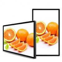 Buy cheap Portable 1080P HD Advertising Free Standing Touch Screen Kiosk 43 Inch LCD from wholesalers