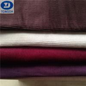 China 12x16 64*134 8wale cotton corduroy fabric garment on sale