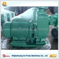 Quality high suction pressure self priming farm irrigation pump for sale