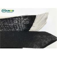 Quality Needle Punched Nonwoven Black Shoulder Pads For Women'S Clothing Free Sample for sale
