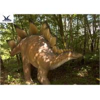 Quality Robotic Sightseeing Realistic Dinosaur Models , Life Size Dinosaur Models  for sale