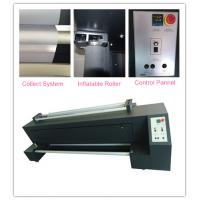 Quality Printed Fabric Heat Sublimation Machine 1.6M Width Direct On Fabric Dryer for sale
