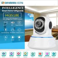 China 1.0 megapixel easy link best wifi ip camera for home shop surveillance on sale