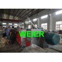 Quality PVC And Wood WPC Board Production Line / Extrusion Machine For Door Panel for sale