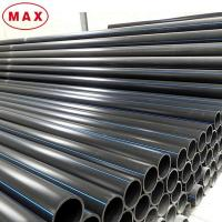 """Quality ISO4427, AS/NZS4130 Standard 8"""" PE Material hdpe pipe for water supply, dredging for sale"""