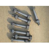 Quality High Density high temperature molybdenum bolts/nuts/fasteners for sale
