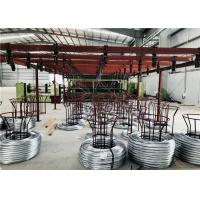 Quality Energy Saving Gabion Machine LNWL33-120-2 With Air Compressor Wire Tensile System for sale